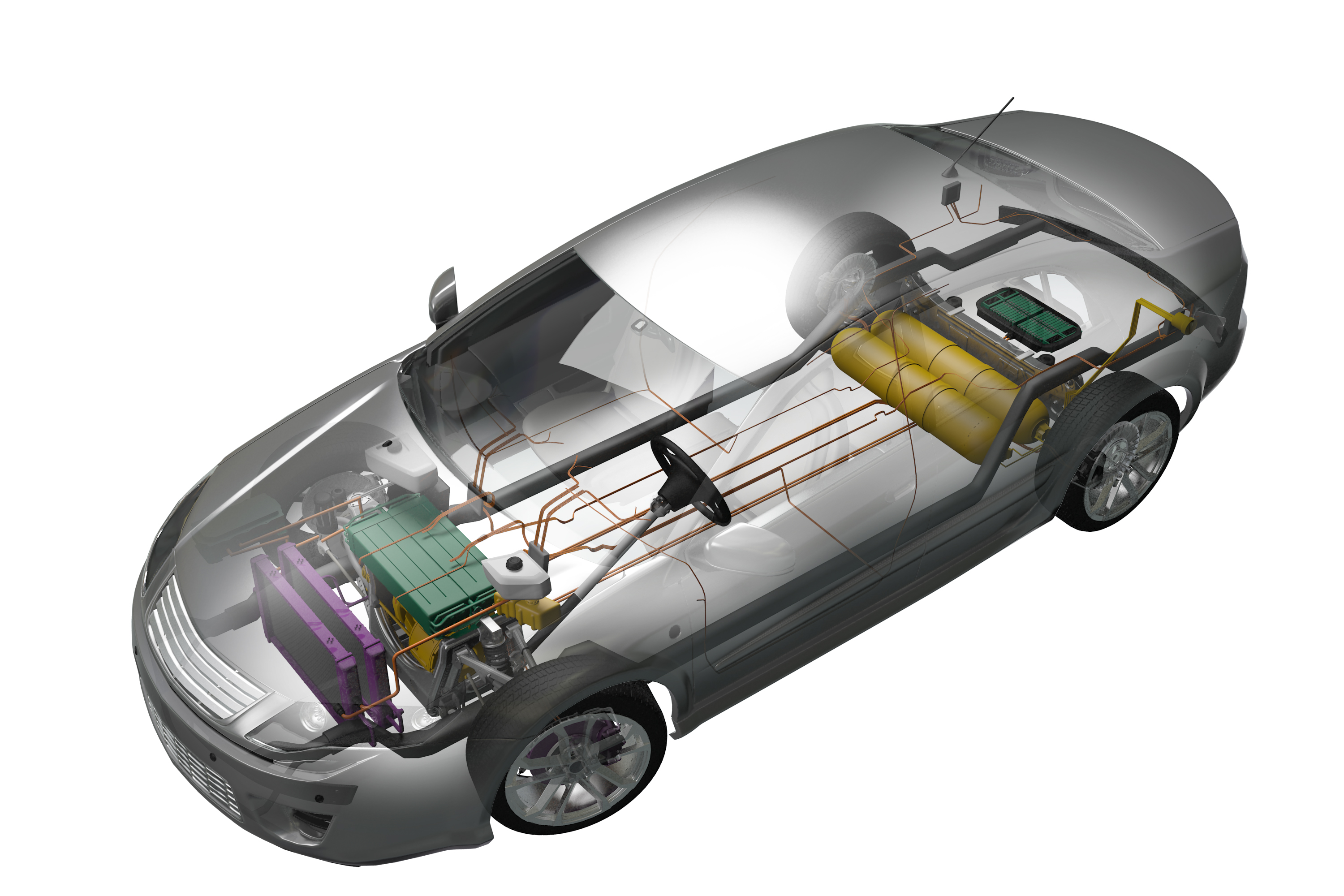 hydrogen vehicle A hydrogen vehicle is a vehicle, such as an automobile, aircraft, or any other kind of vehicle that uses hydrogen as its primary source of power for locomotion.