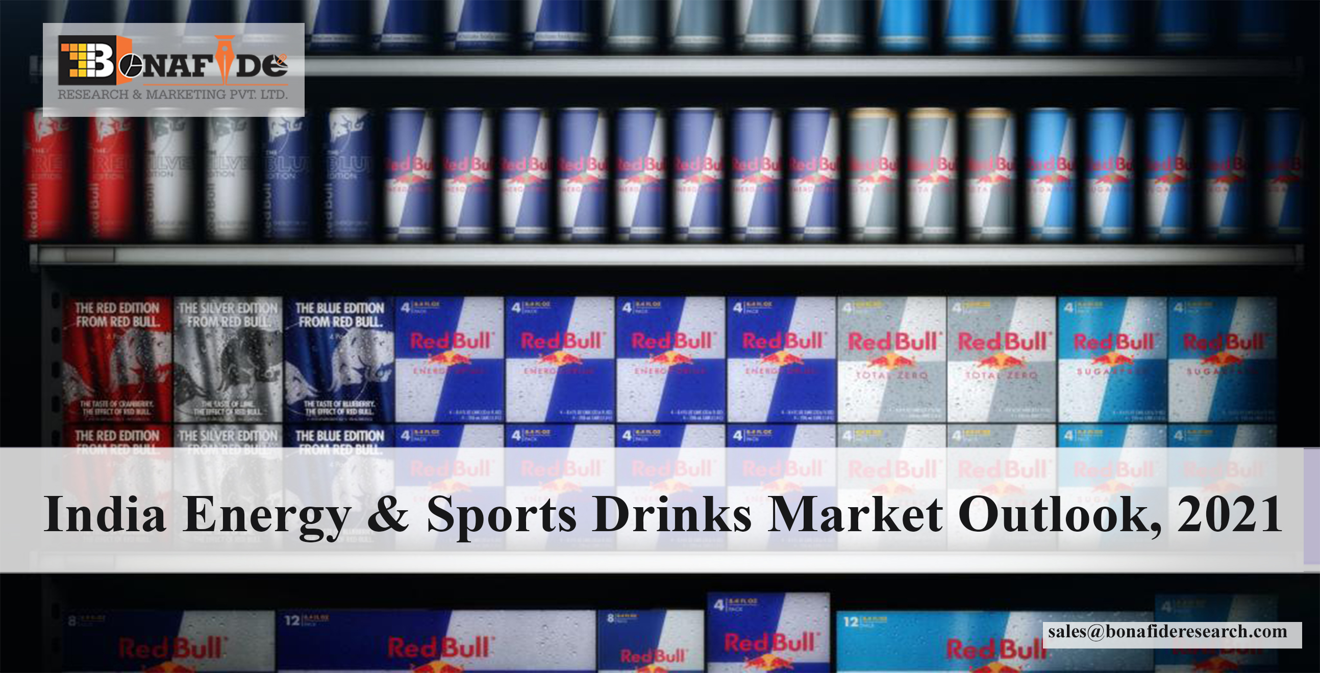 sports drink market in india