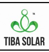 Tiba for renewable energy and training