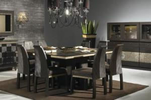Lattice Dining Set- Mehrez& Krema