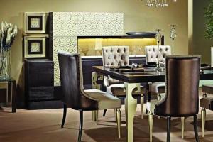 Chahrayar Dining Set- Mehrez& Krema