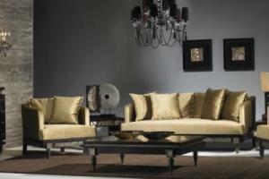 Neo-Classic Salon by Mehrez & Krema