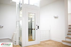 Eltouny Semi Automatic Door