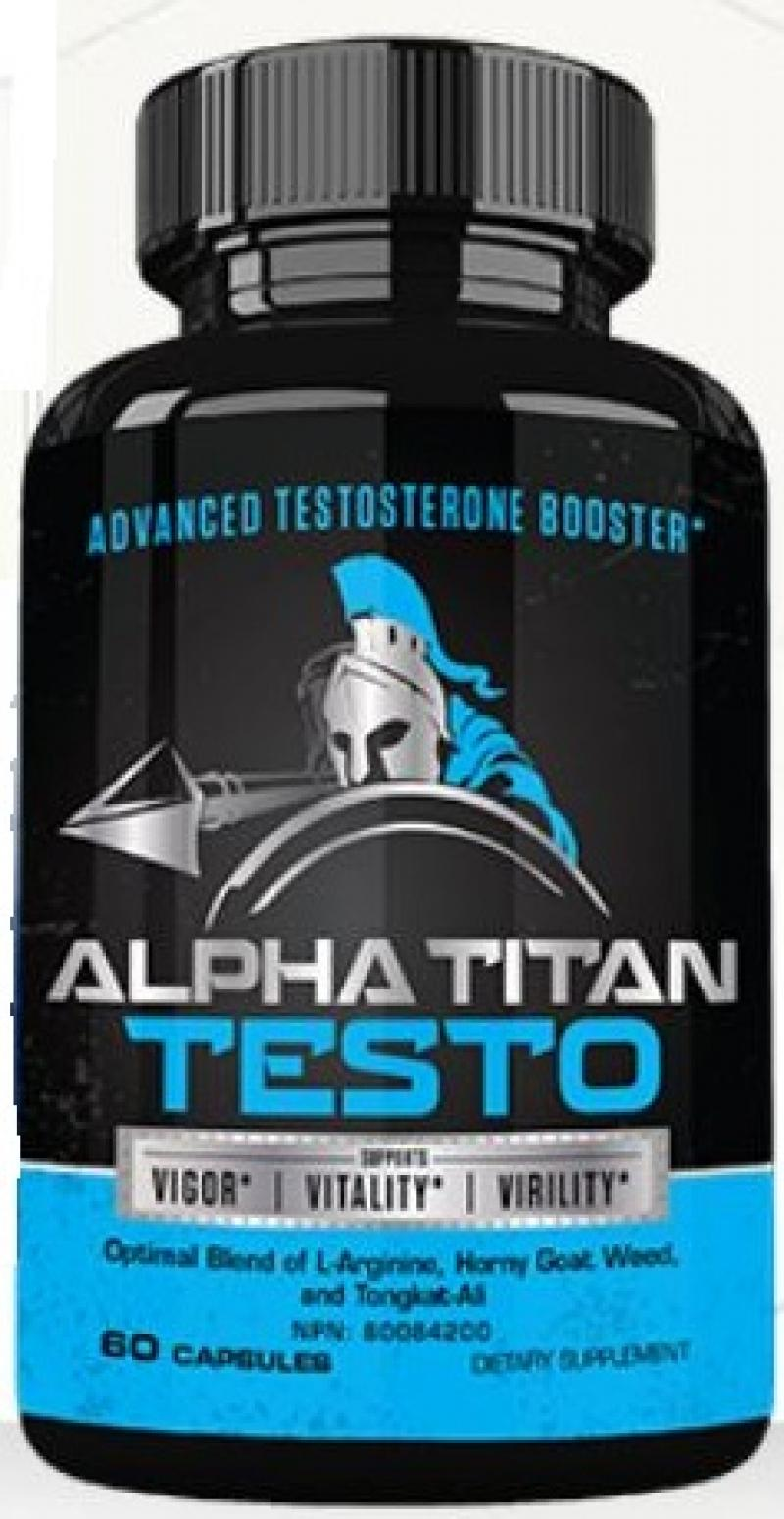 Titan alpha Titan