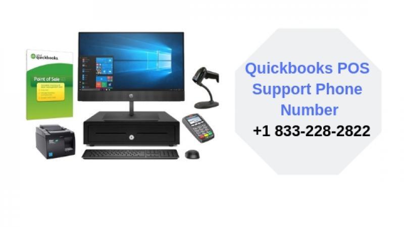 Quickbooks POS Support Phone Number +1 833-228-2822 Team