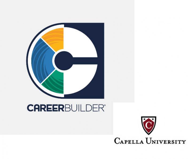 CareerBuilder®and Capella Education Company logos