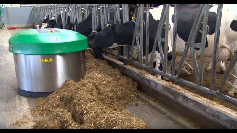 feed pusher market