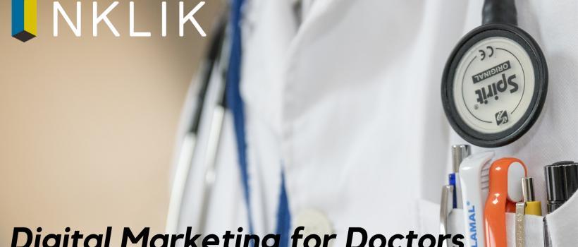 marketing strategies for Doctors