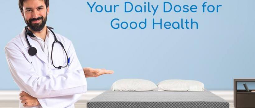 doctors recommend mattresses
