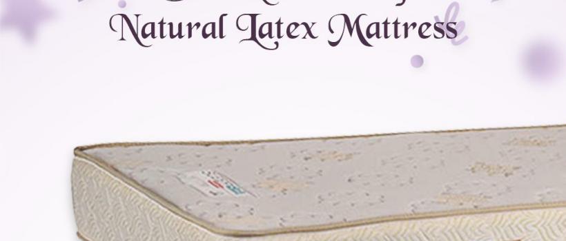 Buy pure Latex mattress